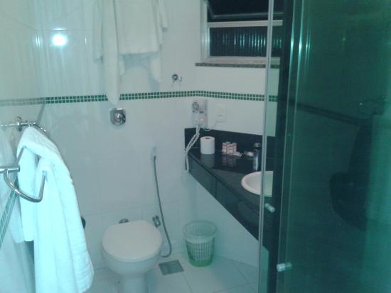 Argentina Hotel : Banheiro
