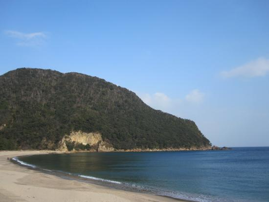 Kasumihama Beach