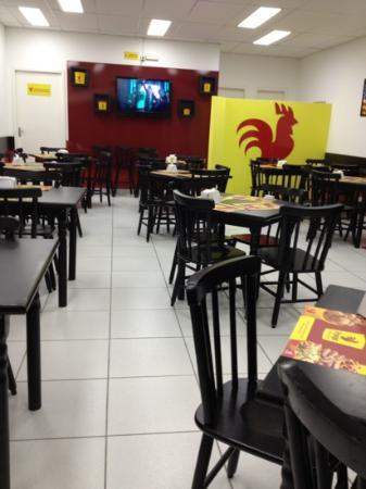 Frango Americano Fast Food