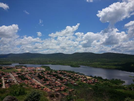 Itaberaba, BA: Vista do Açude