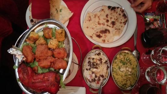 BOMBAY restaurant indianne Le mans France