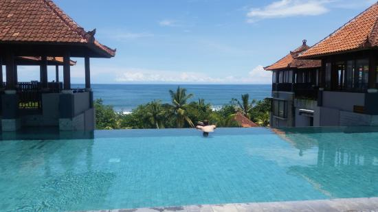 view from sunset bar picture of mercure kuta bali kuta tripadvisor rh tripadvisor co za
