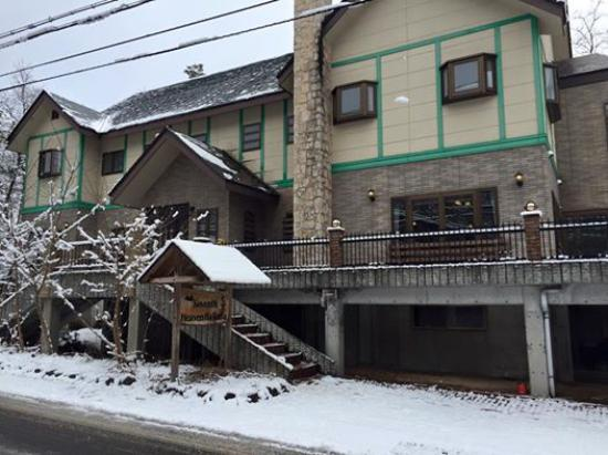 Seventh Heaven Hakuba Photo