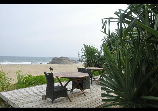 Great beach ~ lovely hotel