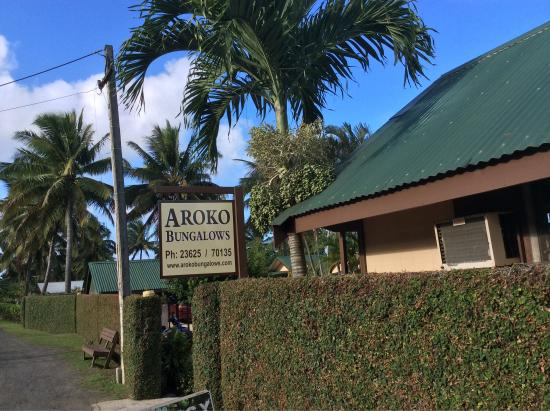 Ngatangiia, Wyspy Cooka: Aroko Bungalows