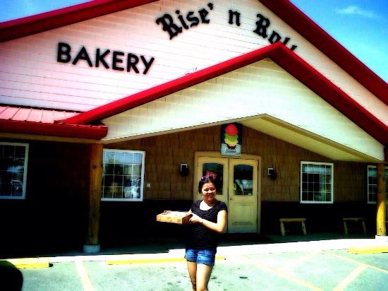 Nappanee, IN: The best donut in the World (for me)..