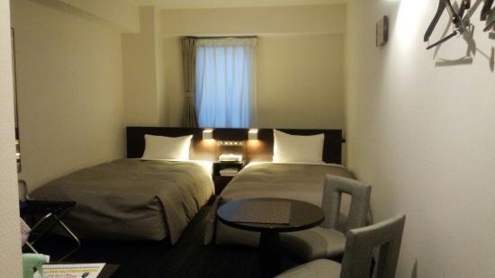 City Hotel Aunties: お部屋は広くて快適! 大きなベッドは寝心地最高です!