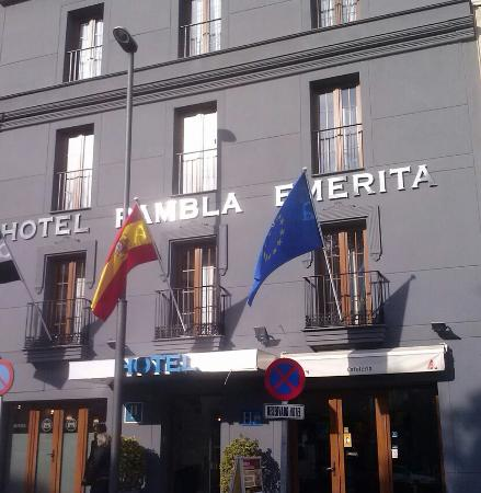 Photo of Rambla Emerita Hotel Mérida