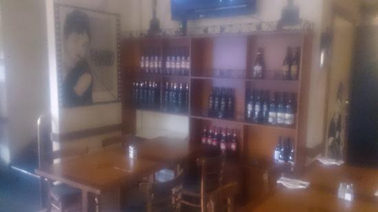 Fellini: The Wine Rack