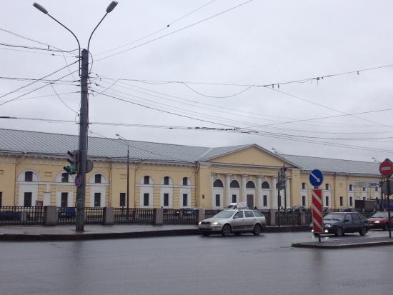 Izmailovskiye Food Supply Stores