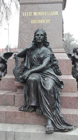 Felix Mendelssohn Bartholdy Denkmal