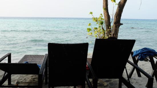 the hotel lawn picture of arena beach hotel maafushi island rh tripadvisor co za