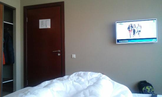 Unimars Hotel Riga: 20160312_110558_large.jpg