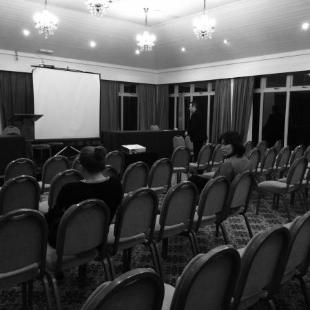 Shamrock Lodge Hotel Athlone: Held a conference for 100 people excellent customer service.  Nothing too much trouble for Alan