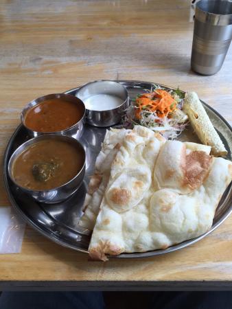 Indian Curry Aman Kawazoe