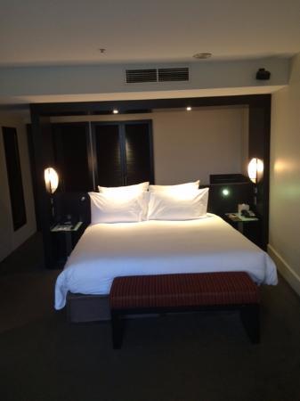 King Spa Suite, Hilton Cairns.