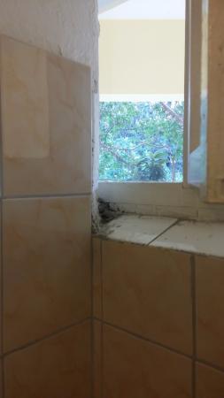 Dreckiges Badezimmer - Bild von International Hotel, Alanya ...