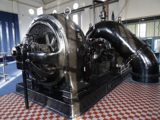 Alte Pumpwerk : Altes Pumpwerk