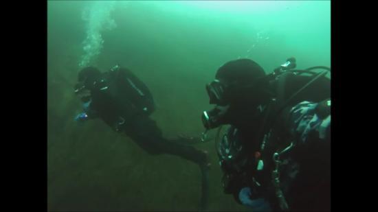 Athens, TN: underwater vis