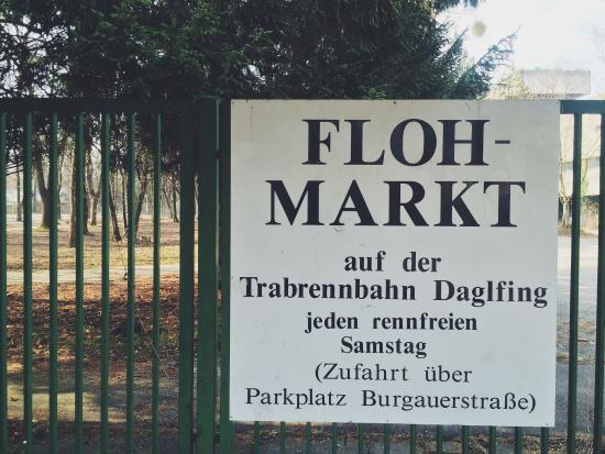 Flohmarkt ottobrunn isar center