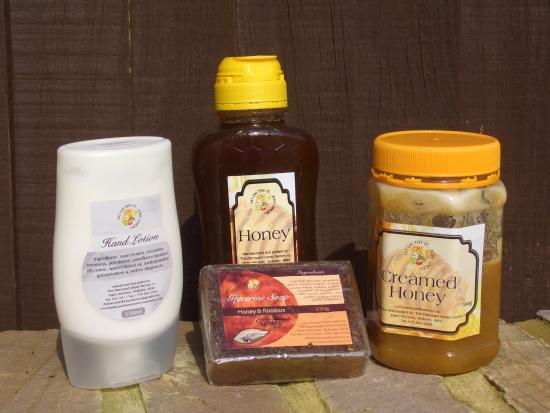 Wolseley, South Africa: Some of the products available