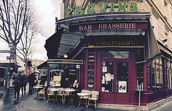 Restaurant la Ville de Provins Paris