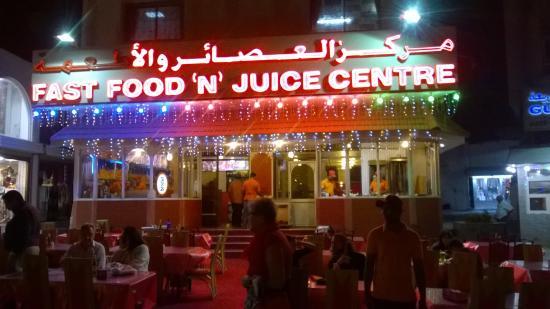 Fast Food n Juice Centre