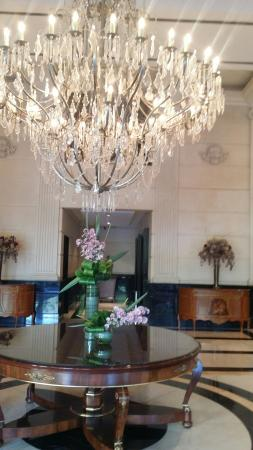 A Classic and Elegant Hotel