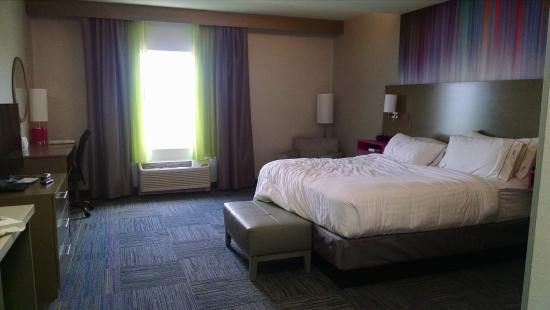 "Shippensburg, PA: Room but not an ""Executive Suite"""