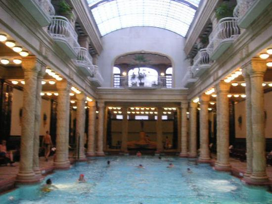 Gellert spa picture of gellert spa budapest tripadvisor for A list salon budapest