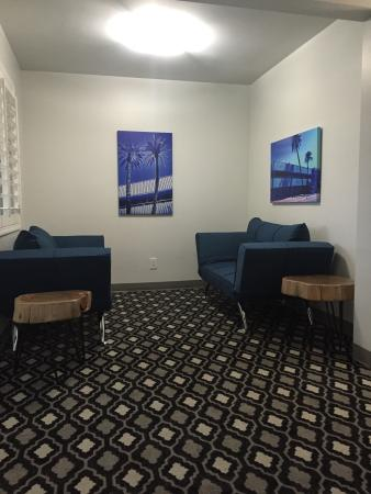 University Inn & Suites: University Inn and Suites. New ownership. Newly renovated guest rooms with modern furnishings an