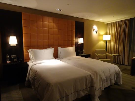 The Landis Taichung: 舒適的床鋪