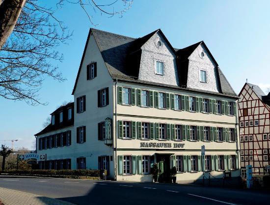 Hotel Nassauer Hof Hadamar