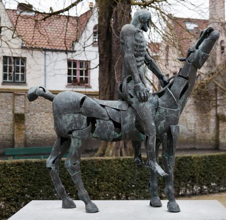 Mια ψυχούλααπο το horseman