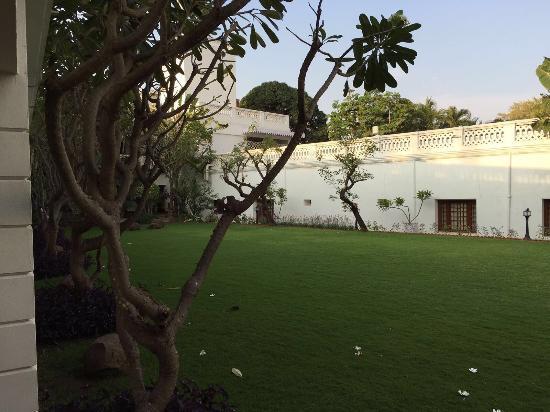 Landscape - Jehan Numa Palace Hotel Photo