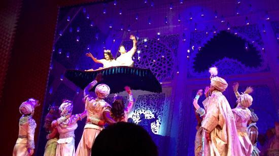 Flying Carpet Aladdin Broadway Vidalondon