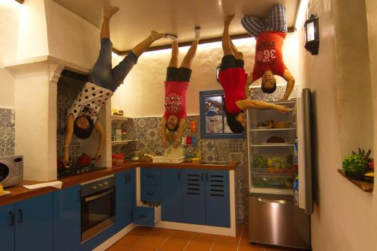 Upside Down Fun! - Picture of Upside Down Museum, George Town ... on upside down exercise, upside down snowman, upside down sit-ups, upside down train, upside down ten mean, upside down dogs, upside down photography, upside down christmas,