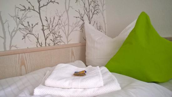 Poppular City Hotel: 5- Bett- Zimmer