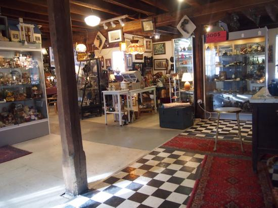 Lafayette Mill Antiques Center