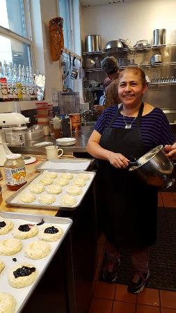 Willits, CA: IN HOUSE FRESHLY MADE SCUFFINS