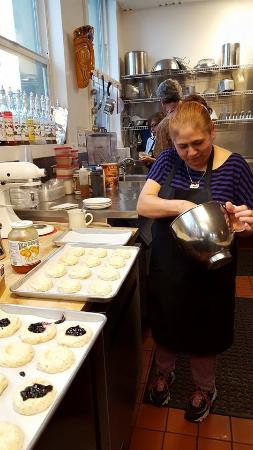 Brickhouse Coffee: SAVORY AND SWEET SCUFFINS