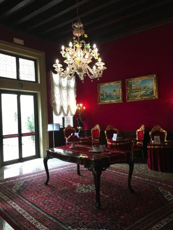 Palazzo Paruta: Salon