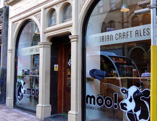 Moo Bar Carlisle