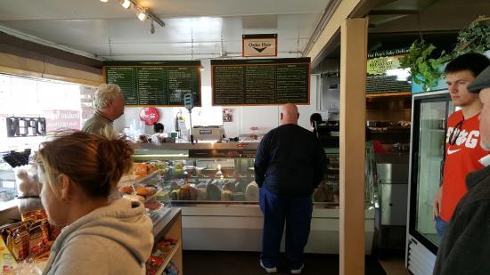 for pete s sake delicatessen bethel restaurant reviews phone rh tripadvisor com