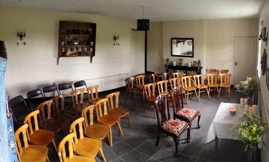 Дангарван, Ирландия: Helvic Room