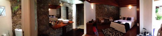 Villa Laurinda: suite tijuca