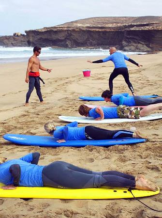 Best Review Surf Camp Canary Islands