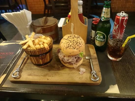how to make angus steak burgers