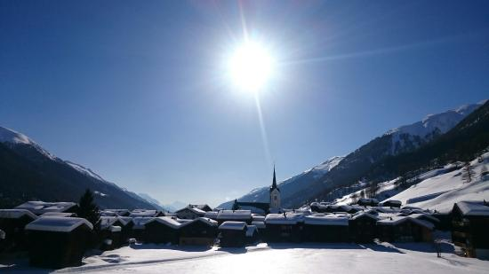 Ulrichen, Schweiz: Aussicht 205