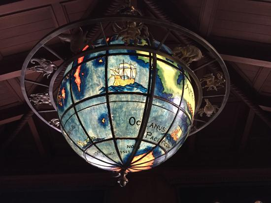 Globe Lamp Picture Of Philbrook Museum Art Tulsa